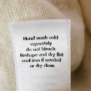 J. Jill Sweaters - J JILL Linen/Cotton Blend Open Front Sweater